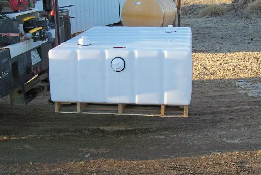 Waste Holding Tank